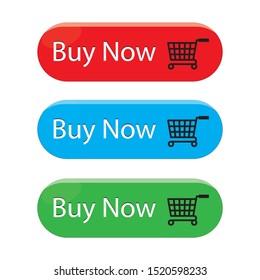Buy now vector button design, This button full editable eps.