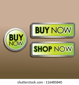Buy / Shop Now Buttons