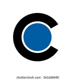 c circle logo