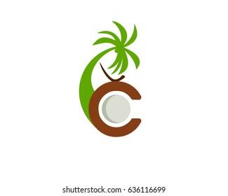 C Coconut logo