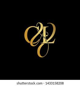 C & L / CL logo initial vector mark