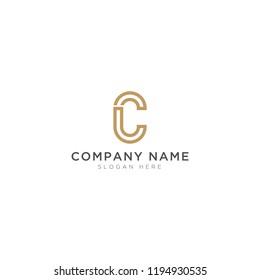 C and L Logo Template Design Vector, Emblem, Design Concept, Creative Symbol, Icon