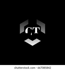 C T Logo