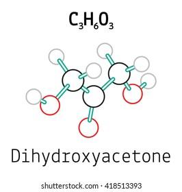 dihydroxyacetone images stock photos vectors shutterstock