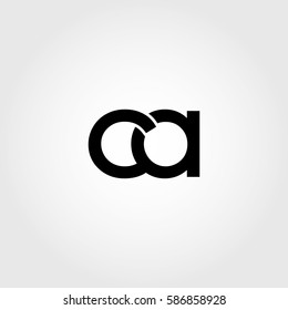 ca lowercase logo black interrelated