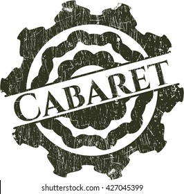 Cabaret rubber seal