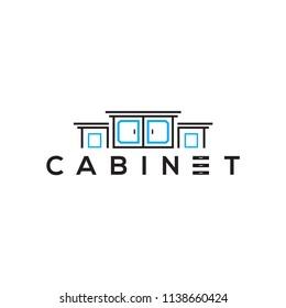 cabinet logo concept
