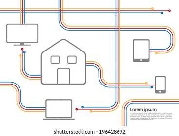 Cable lines