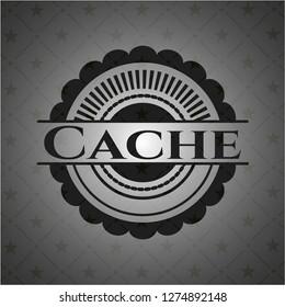 Cache dark emblem
