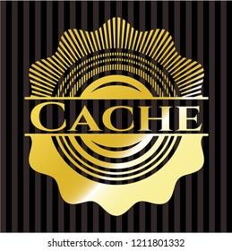 Cache shiny emblem