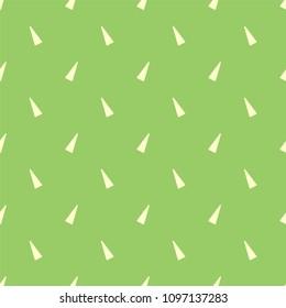 Cactus. Seamless vector pattern.