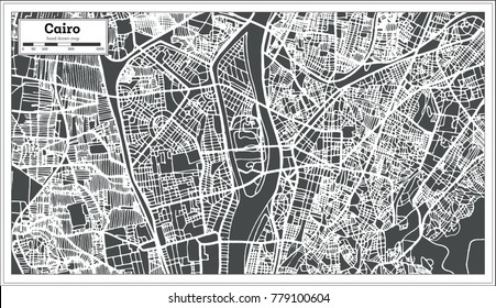 Royalty-Free Cairo Map Stock Images, Photos & Vectors ... on