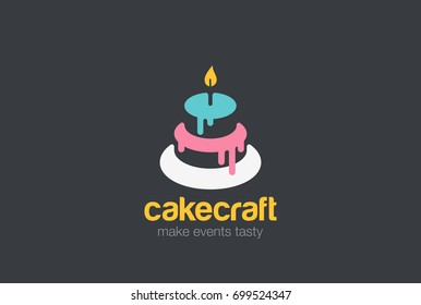 Royalty Free Cake Logo Images Stock Photos Vectors Shutterstock