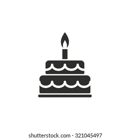 Cake Icon Images Stock Photos Vectors Shutterstock