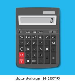 Calculator Vector Images, Stock Photos & Vectors | Shutterstock
