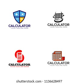 Calculator Logo Design