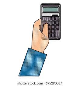 Calculator math device