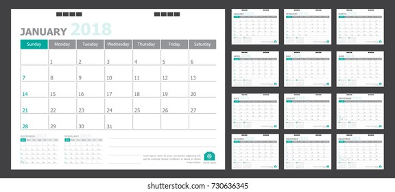 Monthly Calendar Images Stock Photos  Vectors  Shutterstock