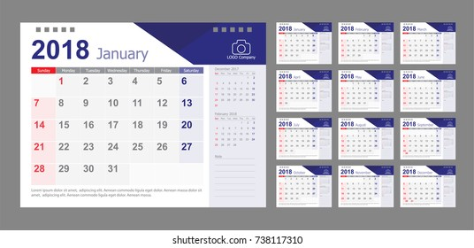 Table Calendar Template Images Stock Photos Vectors Shutterstock