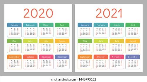 Calendar 2020.Calendar 2020 Images Stock Photos Vectors Shutterstock