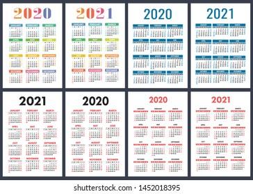 2020 Calender Images, Stock Photos & Vectors | Shutterstock