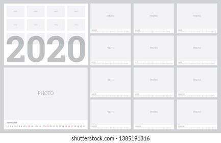 Calendrier Agenda 2020.Images Photos Et Images Vectorielles De Stock De Calendrier