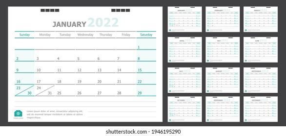 Desk Calendar Design Hd Stock Images Shutterstock
