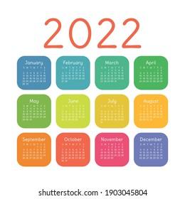 Kids Calendar 2022.Kids October Calendar High Res Stock Images Shutterstock