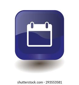 calendar icon on dark blue button