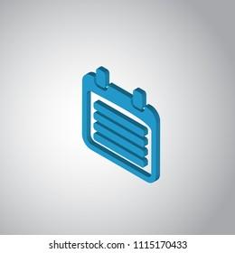 intestines flat icon single high quality のベクター画像素材