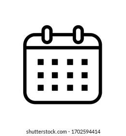Calendar Icons – Kostenloser Download, PNG, SVG, GIF