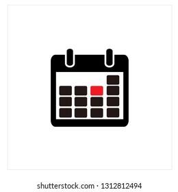 Calendar Logo Vector
