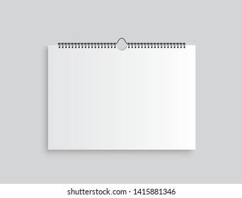 Calendario Vector Blanco.Vectores Imagenes Y Arte Vectorial De Stock Sobre