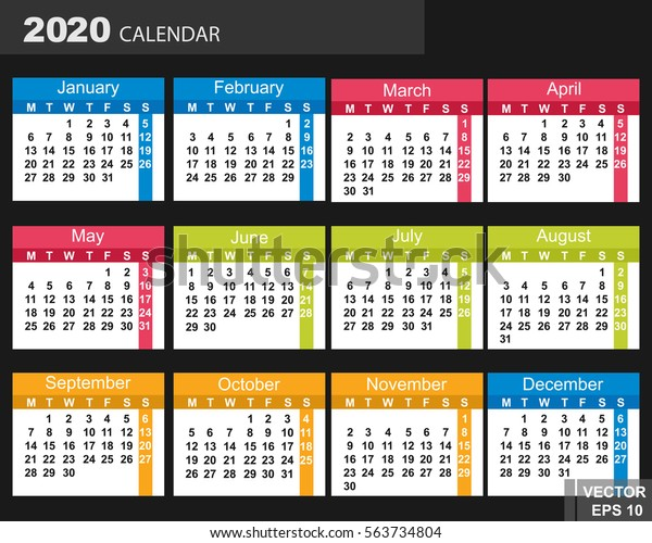 Download New Year 2020 Date