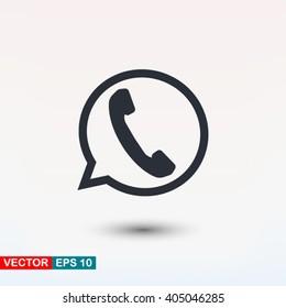 Call app icon