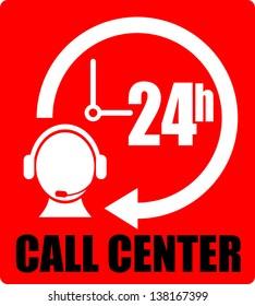 Call Center, icon center
