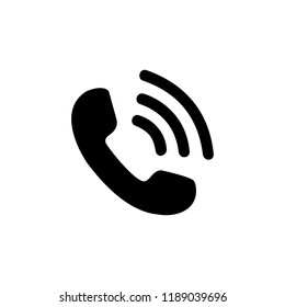 Call icon symbol vector