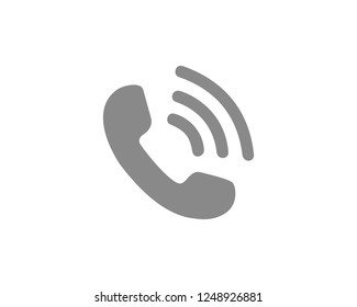 Call icon symbol vector