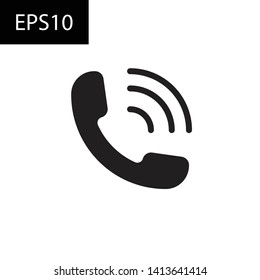 Call icon. Vector illustration. Web , mobile app. EPS10