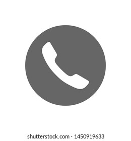 Call icon vector. Phone icon vector. mobile phone. telephone icon