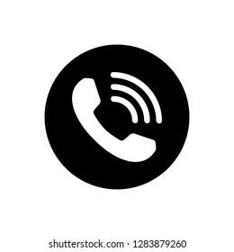 Call icon vector. Phone icon vector. telephone icon