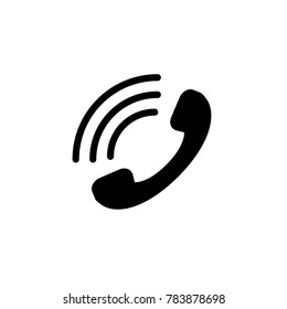 call with ringing icon