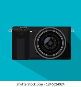 Camera digital lens