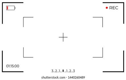 camera frame png camera frame images, stock photos & vectors | shutterstock