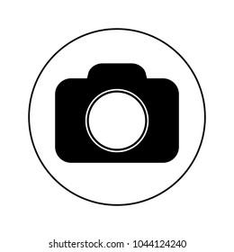 The camera icon, logo