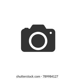 Camera Icon and Logo Image