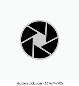Camera Icon. Photographer Sign & Symbol - Vector.