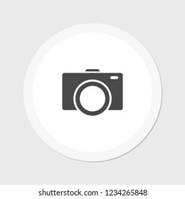 Camera Icon VECTOR 10  EPS