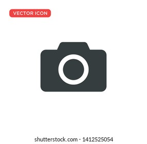 Camera Icon Vector Illustration Design