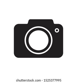 Camera Icon for Video and Photograph